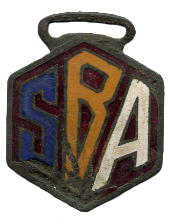 The Security Benefits Association Watch Fob