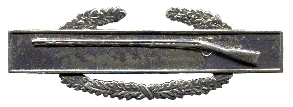 Combat Infantry Badge