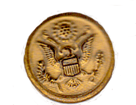 Gilded Uniform Button